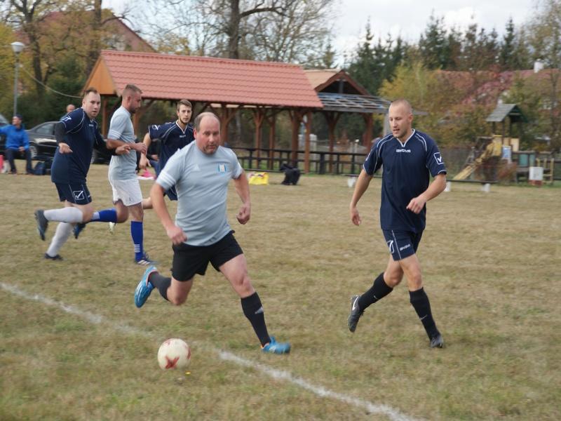 Ilustracja do informacji: Drużyna z Tolko wygrała rundę jesienną