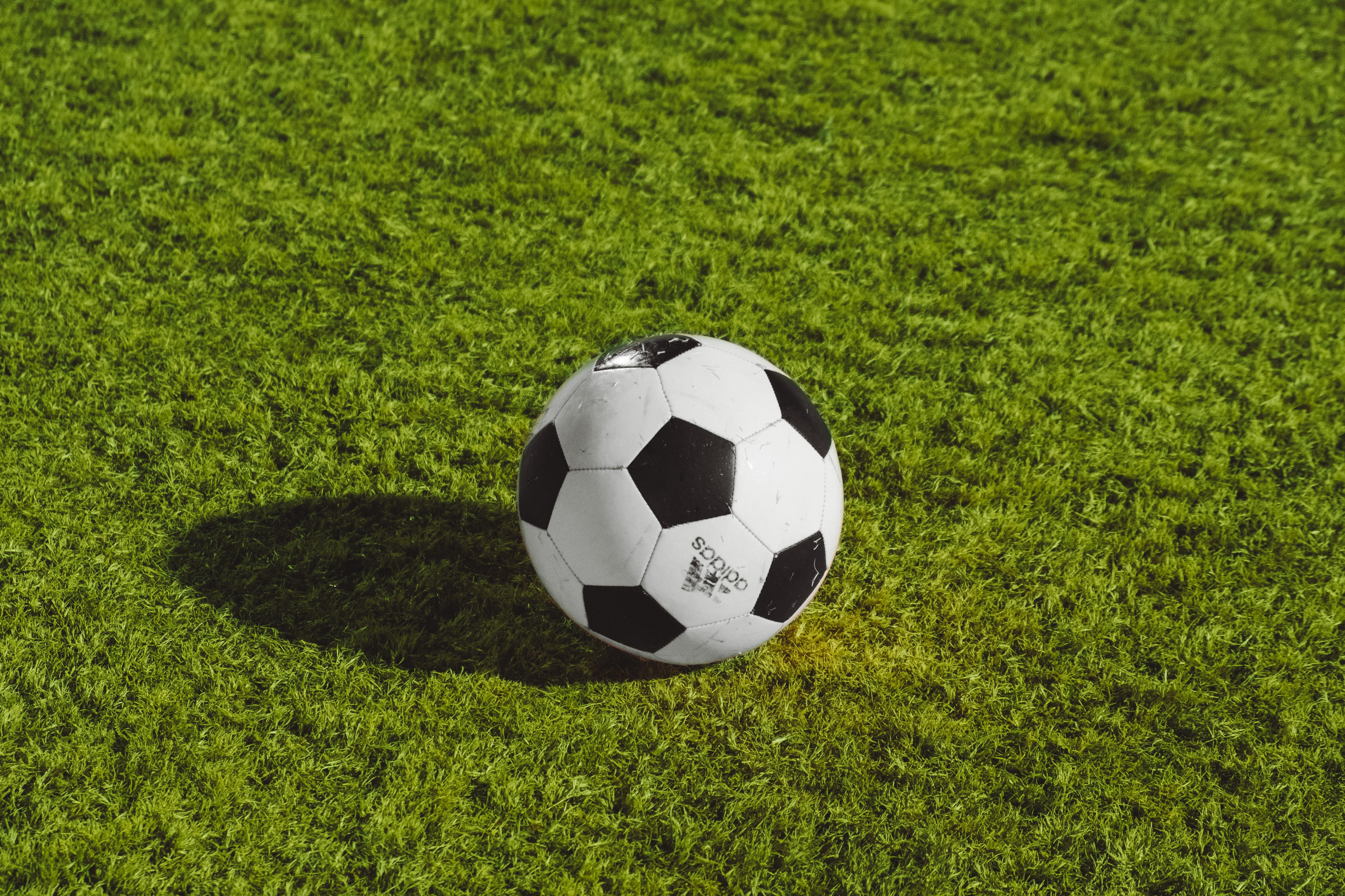 Ilustracja do informacji: Sołecka Liga Piłki Nożnej