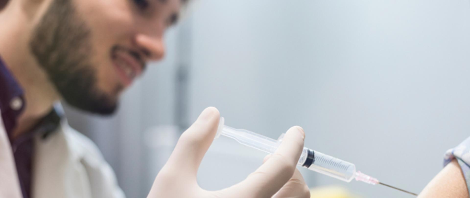 Ilustracja do informacji: Informacja Wójta dot. szczepień podczas Święta Plonów Gminy Bartoszyce